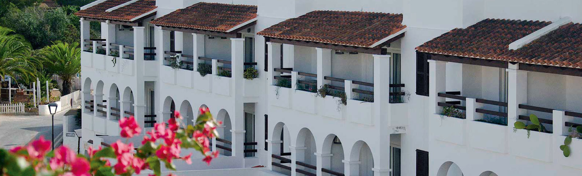 apartamentos en es pujols, formentera | pou des pujols